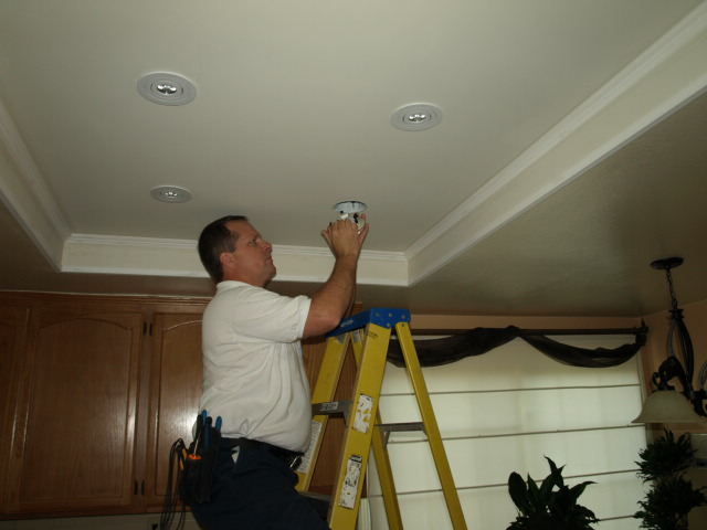 Lighting Agoura Recessed Lighting Installation