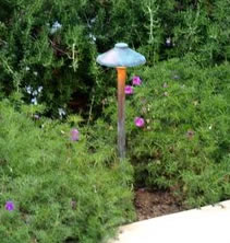 Lighting  Agoura Landscape Lighting Mushroom Light